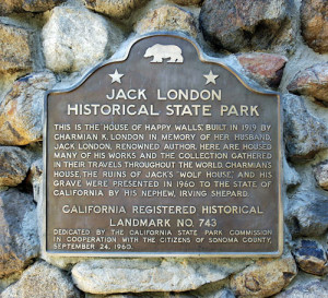 Jack London State Park Sonoma, CA - Booker and Butler Concierges