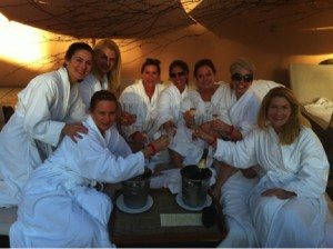 Girls Spa Weekend in Napa - Booker and Butler Concierges