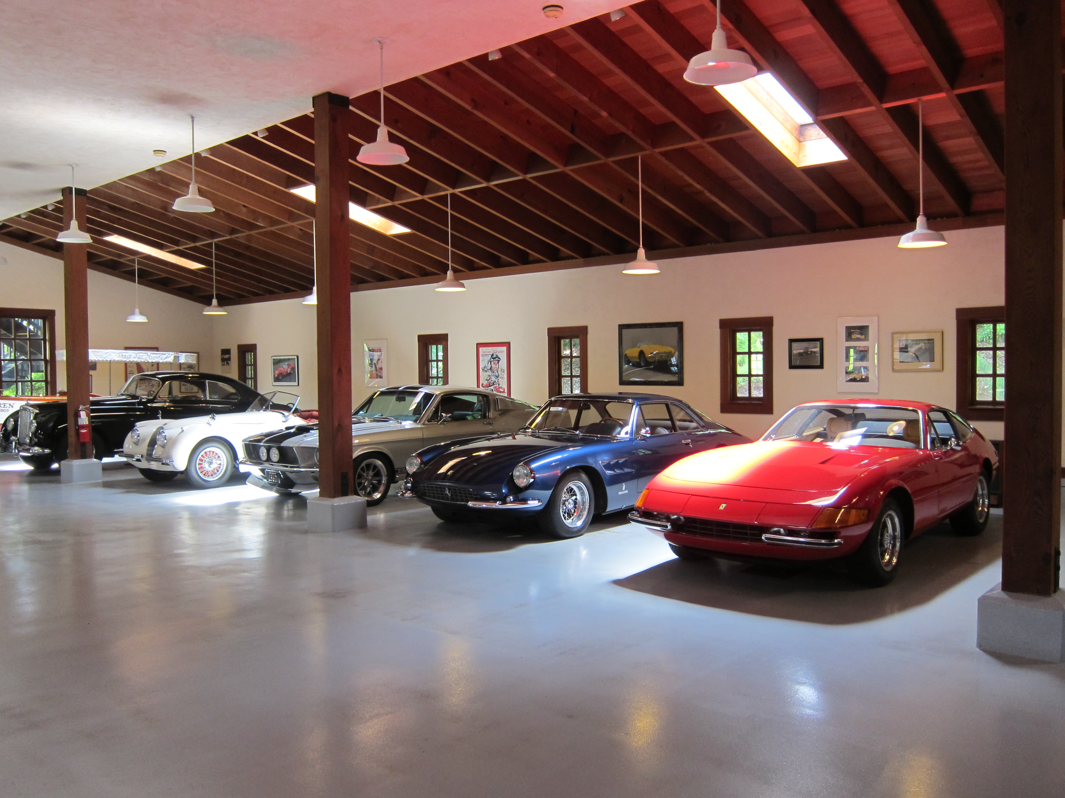 Napa Valley Classic Cars - Booker and Butler Concierges