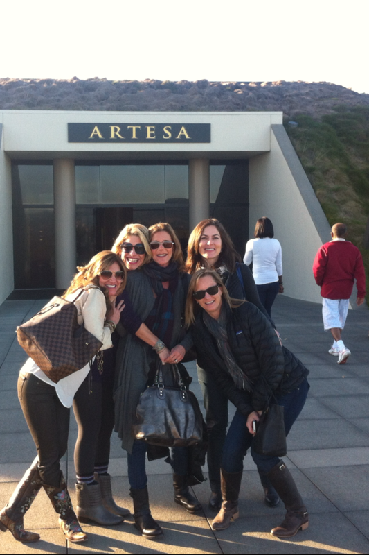 Napa Girls Getaway Weekend - Booker and Butler Concierges