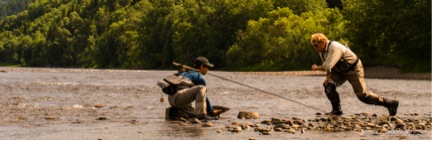 Fly Fishing Northern California - Booker and Butler Concierges