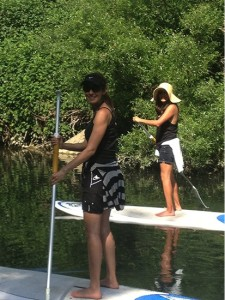 Paddleboard Russian River - Booker and Butler Concierges