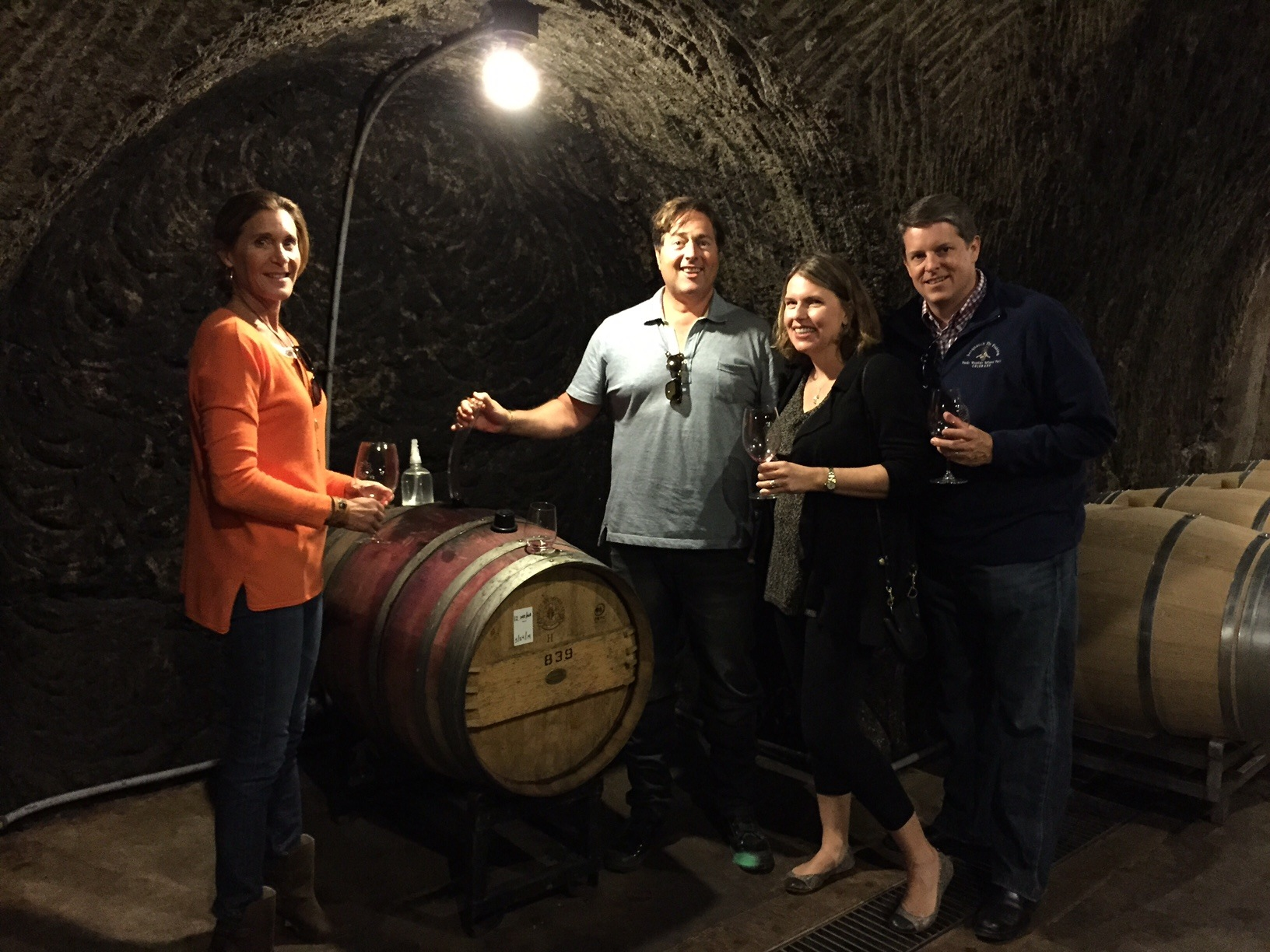 Repris Winery Caves - Booker and Butler Concierges