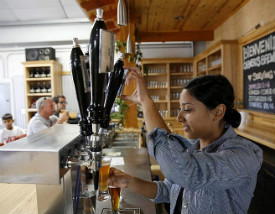 Carneros Brewery Sonoma CA - Booker and Butler Concierges